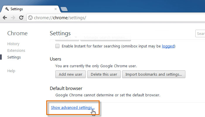 chrome-advanced Startnewtab.info