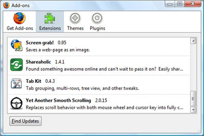 firefox-extensions iMovie Search Plus